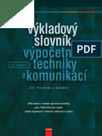 [CZE] - Výkladový slovník výpočetní techniky a komunikací