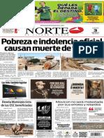Periódico Norte edición del día 3 de julio de 2014