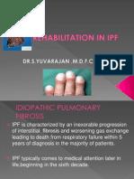 Rehabilitation in Ipf