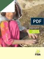 FIDA Annual Report 2013