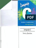Lenguaje C - Teoría y Ejercicios Por Evelio Granizo Montalvo