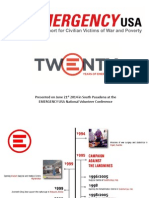 2014 Volunteer Conference Main Presentation