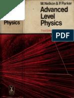 Advanced Level Physics