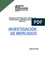 Estudio de Mercado Hidalgo