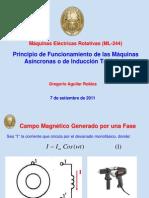 65136108 Principio de Funcionamiento de Las Maquinas Asincronas o de Induccion Trifasicas