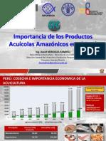 La Importancia de Los Productos Amazonicos en Peru, Por David Mendoza