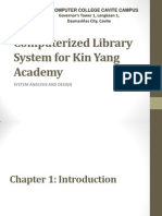 Computerized Library System for Kin Yang Academy2