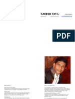 Rakesh Patil Portfolio 2014