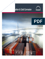 Cylinder Lubrication and Cold Corrosion 2013
