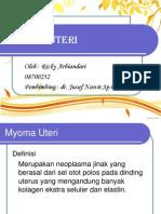 Myoma Rizki