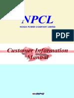 Noida Power Company- Consumer_Information_Manual