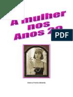 A Mulher Nos Anos 20
