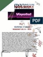 PARASHAT # 7 Adol 5770