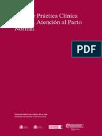 GPC 472 Parto Normal Osteba Compl