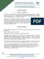 Acord Mediu Constanta