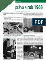 Colná správa a rok 1968 (Colné aktuality 1 až 4 a 7 až 10/2008)