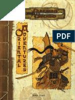 [D&D 3.0 ENG] Oriental Adventures