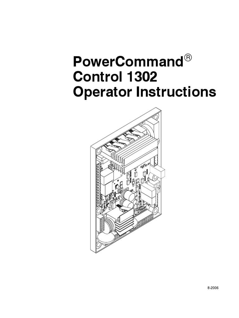 pcc1302 operator instructions menu computing alternating current rh scribd com