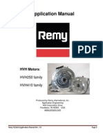Remy Hybrid Application Manual Rev 2.0