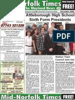 Mid-Norfolk Times December 2009