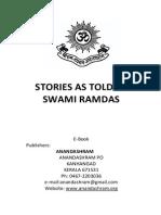 Stories as Told by SwamiRamdas