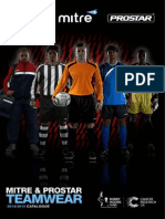 Mitre Prostar2014 15