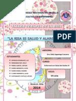 Informe- La Risa Es Salud y Alarga La Vida c.r. Jesus Te Ama