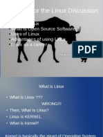 Linux Intro