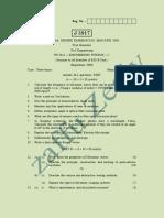 EP 1 May-Jun 2009 QP- Regulation 2008