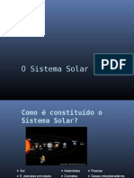 7- O Sistema Solar