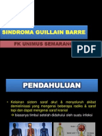 Sindrom Guillain Barre / SGB