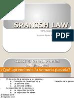 Clase 4. Derecho de obligaciones
