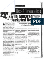 JacketJacketed vessels overall heat transfer coefficient calculation