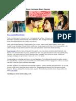 Rose Kannada Movie Review
