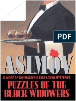 Isaac Asimov - Black Widowers - 05 - Puzzles