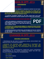Changes in Dpp