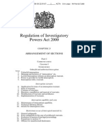 [United Kingdom] Regulation of Investigative Powers Act, 2000