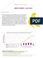 July 2014 ADBA Anaerobic Digestion Market Update