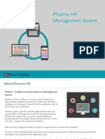 Phoenix Attendance & Payroll Management System