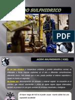 ACIDO SULFIDRICO H2S