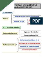 01 - Estruturas de Madeira - Introdução