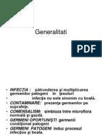 Generalitati