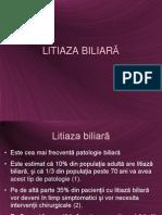 Litiaza Biliara Sd Postcolecistectomie
