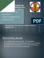 Expo Cardiologia Pericarditis y Taponamiento