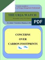 The Urja Watch November 2009