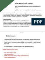 IWSD 2012-M4_4 Design Against Brittle Fracture