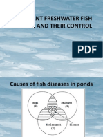 Fish Diseases in Freshwater