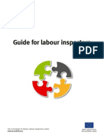 Guide for Labour Inspectors