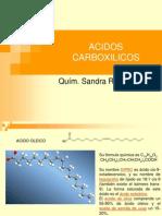 acidos carboxilicos 2009