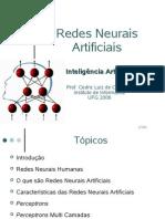 Redes Neurais Artificiais